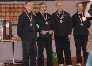 Silver-Friesen-Team